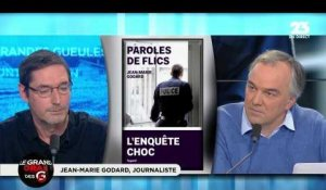 Le Grand Oral de Jean-Marie Godard, journaliste
