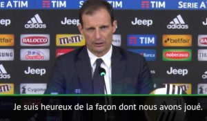 C.Italie - Allegri ravi de la qualification en demi-finales