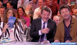 Benjamin Castaldi lâche un pet en direct ! (TPMP) - ZAPPING PEOPLE DU 08/02/2018