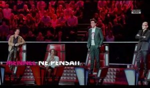 The Voice 7 : Mennel réagit à sa possible exclusion