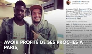 PHOTO. Quand Kev Adams croise le champion du monde Paul Pogba dans une boîte de nuit à Los Angeles !