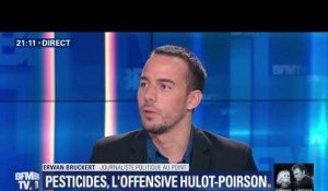 Pesticides, l'offensive Hulot-Poirson (1/4)