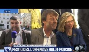 Pesticides, l'offensive Hulot-Poirson (4/4)