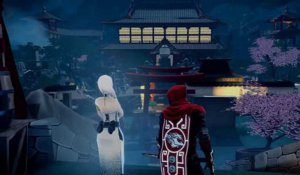 Aragami : Shadow Edition - Bande-annonce Switch