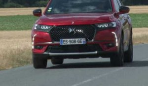 Essai DS7 Crossback 1.5 HDI 130 BVM6 Performance Line 2018