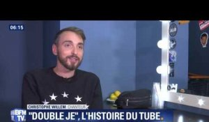 "Les secrets des tubes: ""Double je"", de Christophe Willem"