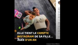On a stalké pour vous... Serena Williams
