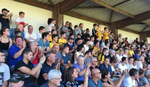 Football. Plus de 2 200 spectateurs pour le derby Stade pontivyen - GSI