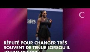 On adore ! Les looks les plus funs de Serena Williams sur les courts de tennis