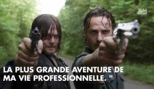 The Walking Dead : Andrew Lincoln écrit une touchante lettre d'adieu aux fans