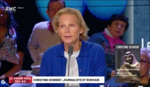 Le Grand Oral de Christine Ockrent, journaliste et écrivain - 08/11