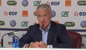 "Bleus - Deschamps : ""Martial a un potentiel incroyable"""