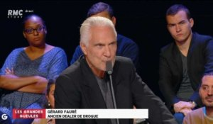 Le Grand Oral de Gérard Fauré, ancien dealer de drogue - 15/11