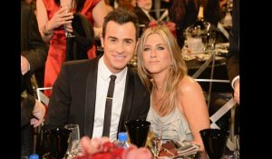 Jennifer Aniston se sépare de Justin Theroux