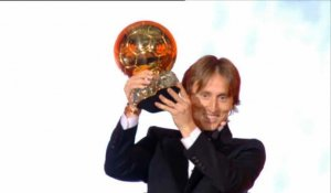 Ballon d'Or - Le Best Of de la soirée
