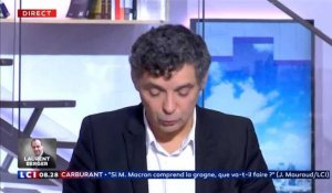 Thierry Moreau tacle subtilement Cyril Hanouna et TPMP