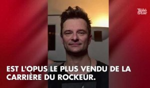 "INTERVIEW. David Hallyday : ""Johnny se sentait coupable de ne pas avoir été là"""