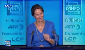 LCP : Ségolène Royal sort son joker sur une question sur François Hollande