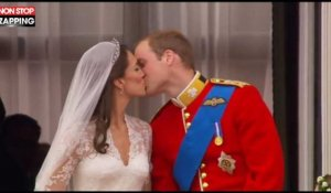 Mariage royal : Revivez l'union de Kate Middleton et du Prince William (Vidéo)