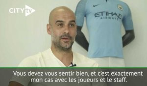 Man.City - Guardiola prolonge jusqu'en 2025!
