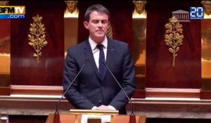 Article 49-3: Manuel Valls engage la «responsabilité du gouvernement»