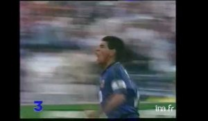 Maradona : décision de suspension