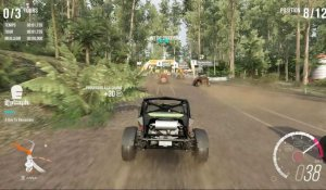 Forza Horizon 3 - Course Cross-Country en Ariel Nomad