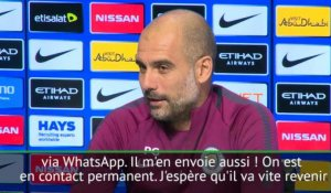 Man. City - Quand Mendy harcèle Guardiola sur WhatsApp