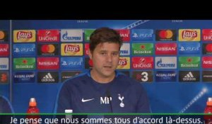 "Groupe H - Pochettino : ""Kane a encore une belle marge de progression"""