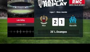 Nice-Marseille (2-4) : Le Match Replay avec le son RMC Sport
