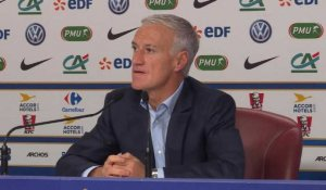 Bleus - Deschamps n'imagine pas un fiasco en Russie