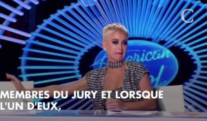 VIDEO. La réaction cinglante de Katy Perry quand un candidat d'American Idol avo...