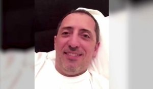 Gad Elmaleh ose la blague sur Johnny