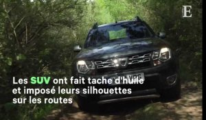 Les SUV, la cash machine de l'industrie automobile