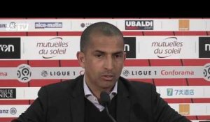 "Lamouchi : ""Un bon point de pris face à un adversaire direct"""