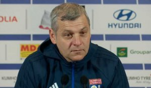 "OL - Genesio : ""Atteindre les objectifs pour continuer"""