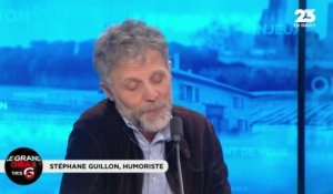 Le Grand Oral de Stéphane Guillon, humoriste - 22/03