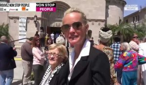Laeticia Hallyday : sa Mamie Rock poste une étrange photo souvenir avec Johnny