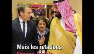 France-Arabie saoudite: la relation business