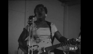 "Sister Rosetta Tharpe ""I'm gonna wait until my change come"""