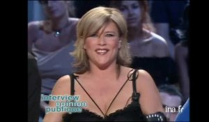 Interview Opinion publique de Samantha Fox