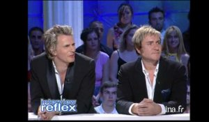 Interview reflex des Duran Duran