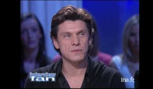 Interview Fan Marc Lavoine