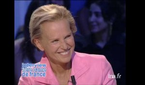 Interview 1ère dame de France de Christine Ockrent