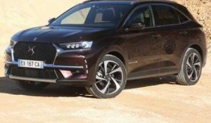 Essai DS7 Crossback 1.6 THP 225 EAT8 Grand Chic 2018