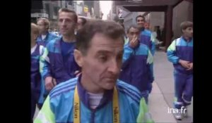 Le marathon de New-York