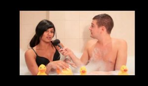 Jessica (Secret Story 8) dans le bain de Jeremstar - INTERVIEW