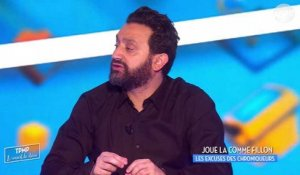 Cyril Hanouna - TPMP : Laurent Baffie fait une blague osée, il part en fou-rire