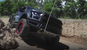 Le Ford F-150 Raptor version Roush Performance