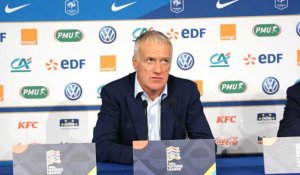"Deschamps : ""Arraché au mental"""